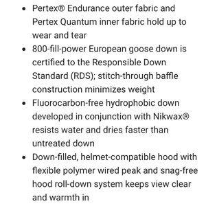 Rab Jackets & Coats - Rab Neutrino Endurance Down Jacket - BNWT